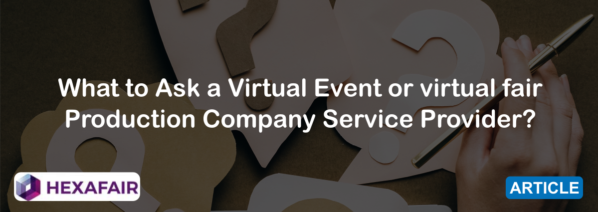 Ask a Virtual Event