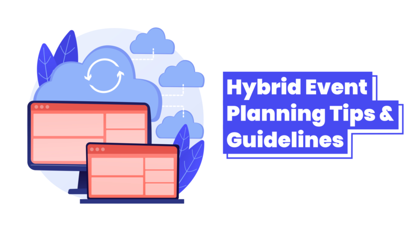 Video – Hybrid Event Planning Tips & Guidelines