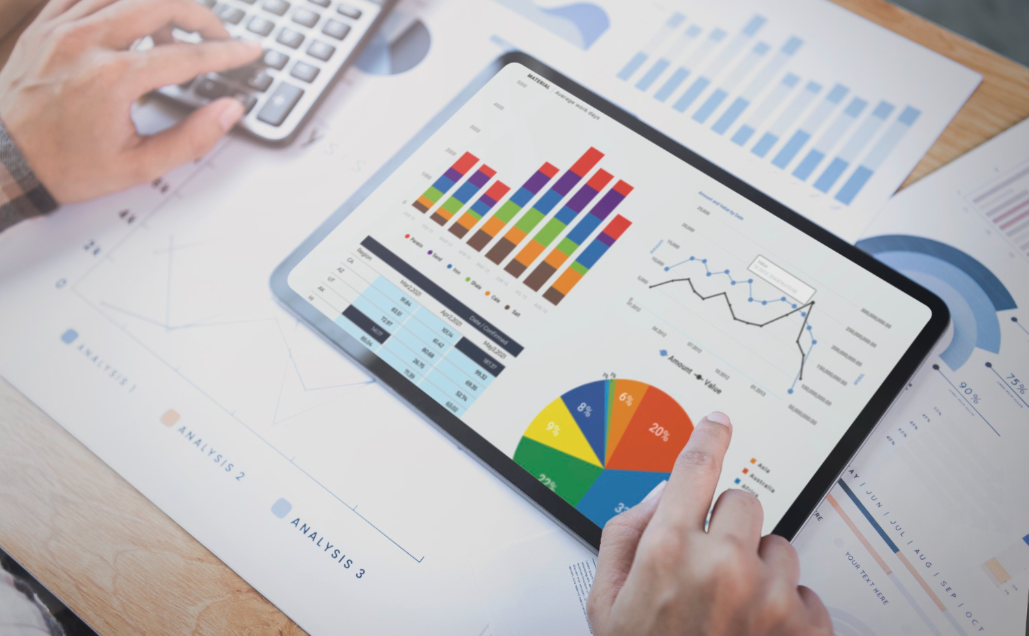 Generate well-qualified reports