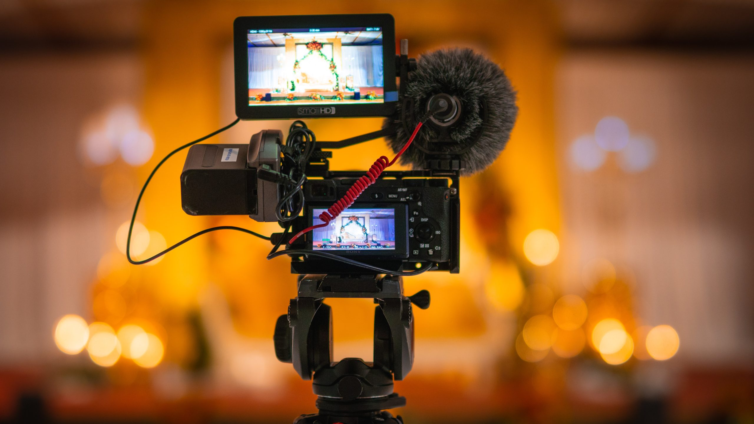 1. The virtual component of a hybrid event is just a live stream