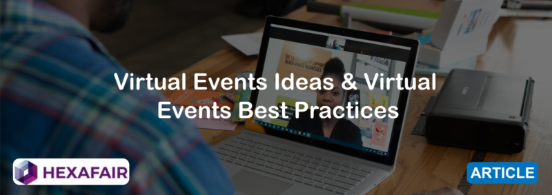 Virtual Events Playbook: Virtual Events Ideas & Virtual Events Best Practices